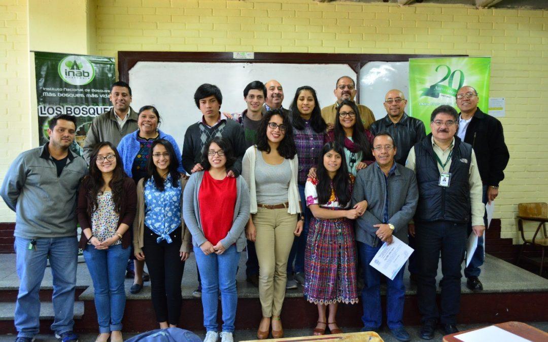 Diplomado de Promotores Socio-forestales